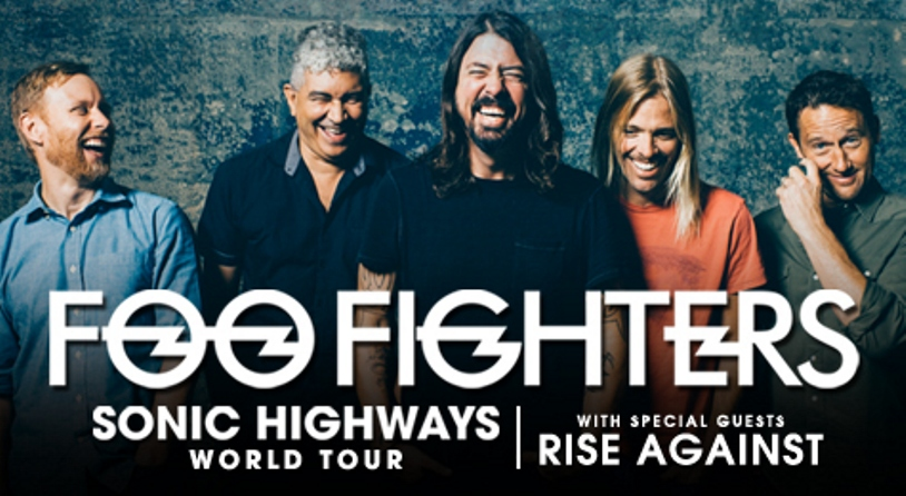 Foo Fighters onsale a huge success